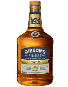 PMA Canada Gibson's Finest Rare 12 Year Old 750ml