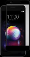 Gadgetguard LG K30 2019 / Escape Plus / Tribute Royal / Ariso 4 Plus / Prime 2 / Arena 2 / Neon Plus / Journey LTE Black Ice Glass Screen Protector
