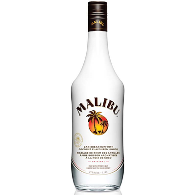 Corby Spirit & Wine Malibu Coconut Rum 1140ml