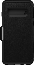 OtterBox Galaxy S10 Leather Strada Folio Series Case