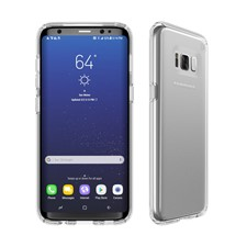 Speck Presideo Clear Samsung S8 Case Clear