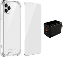 Blu Element iPhone 11/XR Grab and Go Essentials Pack Case