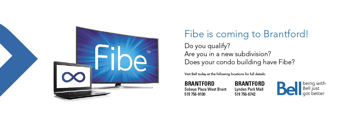 Fibe is coming to Brantford!