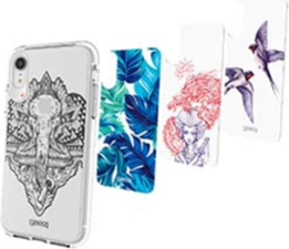 GEAR4 iPhone XR Chelsea Backplate 4 Pack