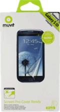 Muvit Samsung Galaxy S 3  Curvy Screen Protector (2PK)