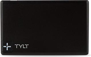 Tylt - Slim Boost Power Bank For Apple Lightning Devices 1300 Mah