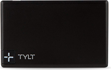 Tylt - Slim Boost Power Bank For Apple Lightning Devices 1300 Mah