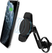 Scosche Magicmount Charge3 Double Pivot Wireless Charging Dash / Window Mount 10w