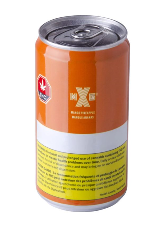 Mango Pineapple - XMG - Soft Drink