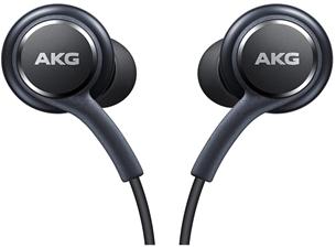 Samsung 3.5mm AKG Earphones - Black