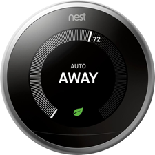 Nest NEST Leaf Learnable Thermostat