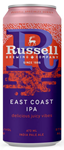 Russell Brewing Company Russell Brewing East Coast IPA 1892ml