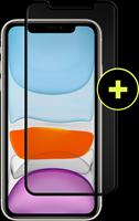 Gadget Guard iPhone 11 / XR Black Ice Plus Cornice Flex Screen Protector